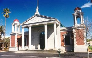 Castlemaine Market Building.
